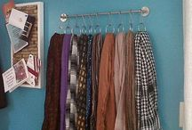 seemlessly ORGANIZED / Closet and other organizational ideas