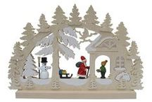 Handmade Christmas Decorations / Beautiful Christmas decorations made by hand.