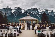 Colorado Weddings / Snow ain't got nothing on our wedding!