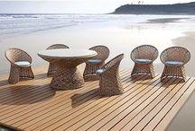 Outdoor furniture and Garden / by Alexandra Reine Nasser