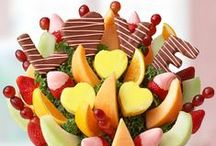 Valentine's Day / Check out our Valentines Day Fruit Bouquets, Recipes and more!