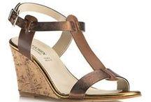 Krok w stronę lata / Piękne, kobiece sandały marki WITTCHEN. Wyglądają doskonale zarówno do dżinsów, jak i eleganckiej kreacji.