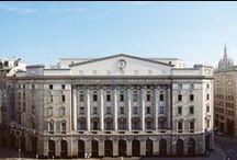 La sede di Piazza Meda a Milano / Il palazzo di Banca Popolare di Milano in piazza Meda è stata progettato dall'architetto Giovanni Greppi. E' divenuto la sede centrale dell'Istituto nel 1931, anno in cui si sono conclusi i lavori di costruzione.