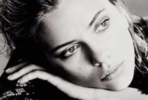 Scarlett / The luminous Scarlett Johansson.