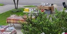 Yard Sale / Yard sale tips and tricks, handy ideas, and how-tos. If you're going to host a yard sale, this is the place to find everything you need to know. Whether it's a garage sale or a yard sale, it'll be here.