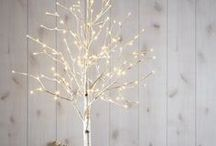Home for the Holidays / Festive decor creates a warm feeling in your home for the holiday season.