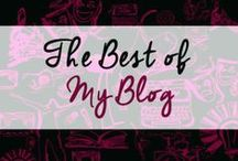 {The Best of My Blog} / The most shared, most loved, most commented on blog posts from ghostwriter Joleene Moody. Get creative tips and creative inspiration whenever you need it.