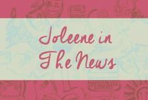 {Joleene in the News} / Podcast interviews that have changed and shaped the lives of creatives all over the world. Take a listen.