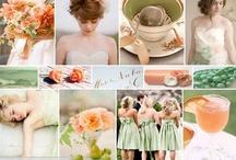 Wedding- Colour palettes