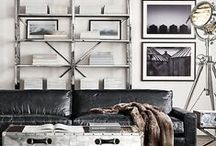 Inspiring Interiors / Interiors that inspire your interior design exploits / by alphacityguides