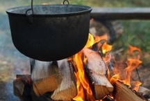 Outdoor Cooking and Living