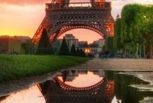 All the things I love of France / by Lesley T