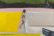 Peter Doig's art