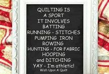Quilting / Quilting ideas and inspirations / by Jackie Miller