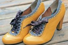 Shoes to wear with Skirts! / Just the perfect pairings!