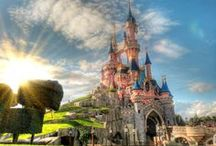 Disneyland Paris / The magic of Disneyland Paris! / by • Jos •