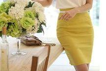 Business Skirts! / Power skirts for rising businesswomen!
