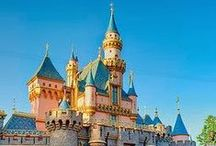 Disneyland Anaheim / The Happiest Place On Earth! / by • Jos •