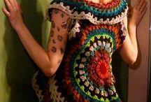 uncinetto Creativo crochet / lavori all'uncinetto crochet / by Sonja Bi