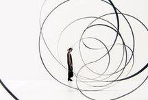 Art  -  S  P  A  C  E  S / by Stefan Kruse