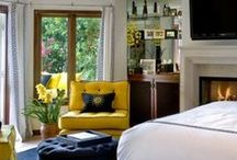 Bedroom Sanctuaries / Make your bedroom a sanctuary with these design inspirations.