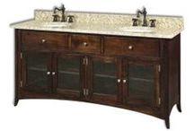Bathroom Decor & Furniture / Get some great ideas when it comes to bathroom decor.