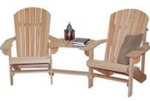 Outdoor Chic / Ideas for styling your outdoor space!