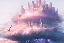 Fantasy Sceneries