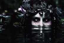 Magic & Mayhem / Children of the Night. Beautiful. Terrifying. Strange. Ridiculous. Sad. Uncanny.