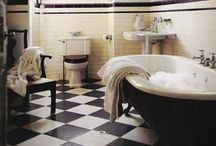 Reno dreaming: bathroom / Art deco bathroom ideas
