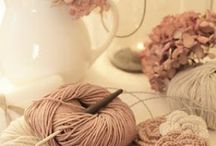 Flowers /crochet