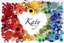 A Rainbow For Katy! / Everything #rainbowtized for Katy's birthday!