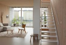 Plywood interios