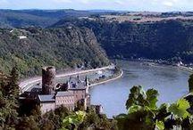 Voyage le long du Rhin / Un petit avant-goût de notre road-trip ;)