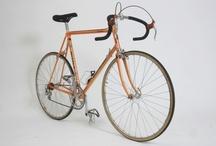 Steel Is Real / Older Road-Bikes with Steel-Frames