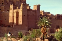 Ouarzazate Morocco / This city has a lot of culture & history. It used to be a crossroad for African traders on their way to the north of Morocco & Europe. It has wide streets, parks & gardens. It is popular because of the Atlas movie studios & the kasbah of Aït Ben Haddou. Many excursions through the valley of the Draa River into the Sahara start from the city. It includes trips to Zagora, an oasis town surrounded by palm tree plantations and a departure point for camel trains to Timbuktu, a journey of 52 days