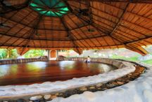 Yoga at #LaCusinga in Costa Rica / Photos of La Cusinga Eco Lodge and other places in Costa Rica regarding yoga!