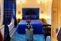 Riads in Morocco / Morocco is well known for its romantic and beautifully docorated Riads. If you are interested to spend your holiday in one of them, you can contact us at any time. Morocco Specialist Asilah Ventures. contact@asilahventures.com