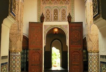 Meknes Morocco / Meknes, one of the 4 Imperial cities in Morocco, along with Marrakech, Fes and Rabat.