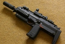 Weapons - Heckler & Koch MP7