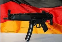 Weapons - Heckler & Koch MP5