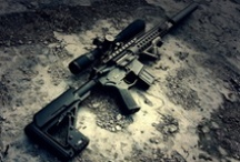 Weapons - M16