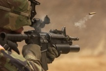 Weapons - M4 assault rifle and M4 Carbine