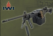 Weapons - IWI Negev machine gun