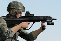 Weapons - Steyr AUG A3