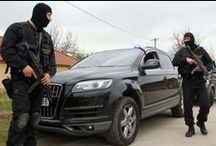 Hungary elit police ( TEK )
