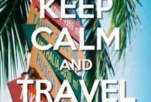Valigia: sempre pronta! / i viaggi che farei... / by Ester Saba