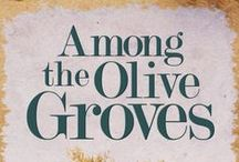 Among the Olive Groves - Novel / Inspiring research photos for forthcoming book 'Among the Olive Groves'.  Released July 2014