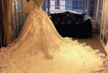 Wedding Gowns and Other Gowns / Just a collection of gowns that I find pretty, interesting, or unique / by Jenickki