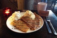 Lunch och fika  tips / Här finns tips på lunch och fika från Triangelns reastauranger och caféer.